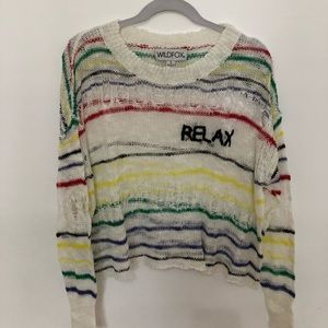 Wildfox Relax Sweater, Small